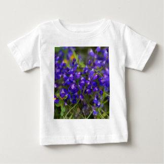 Flowers of the Milkwort Polygala major Baby T-Shirt