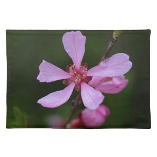 Flowers of the Russian Almond Tree Placemat