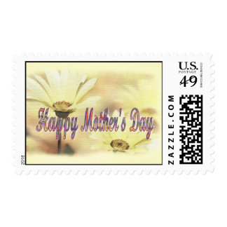 Flowers of Time-Happy Mother's Day Stamps