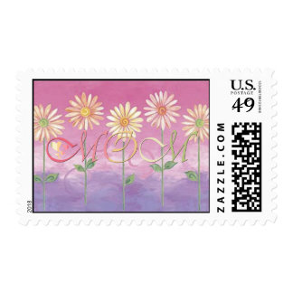 Flowers of Time MOM Stamps