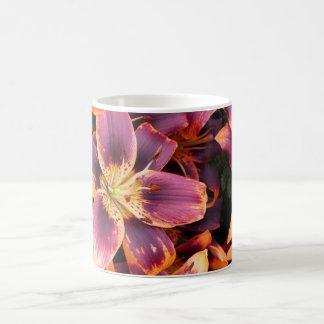 Flowers on a mug