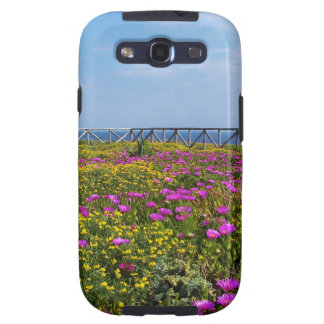 Flowers on Pandateria. Galaxy S3 Covers