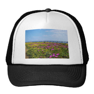 Flowers on Pandateria. Trucker Hat