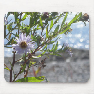 Flowers on the Beach Mouse Pad