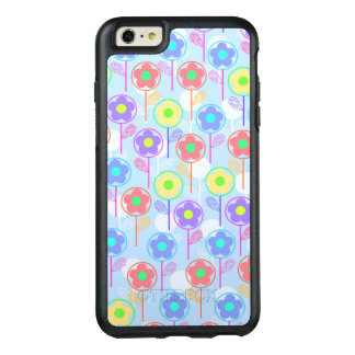 Flowers OtterBox iPhone 6/6s Plus Case