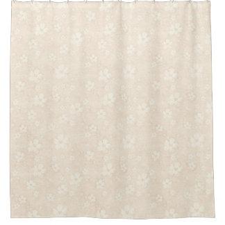 Cream Colored Shower Curtains | Zazzle
