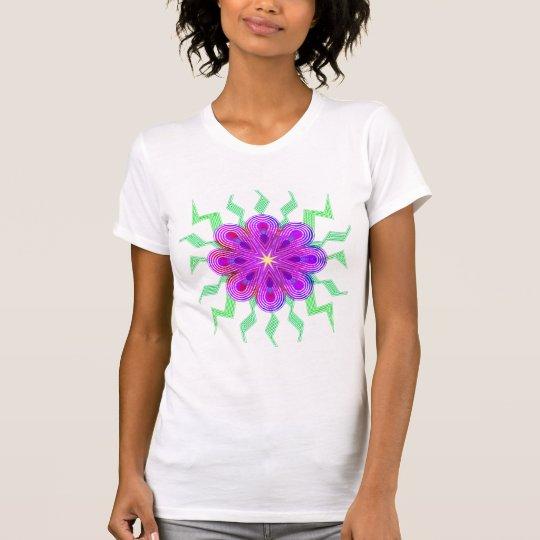 Flowers Pattern Women's Shirts