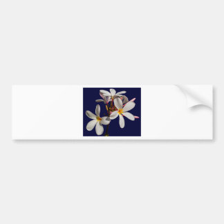 Flowers Peace Blessing Love Park Vines Destiny Car Bumper Sticker