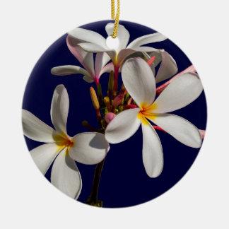 Flowers Peace Blessing Love Park Vines Destiny Ornaments