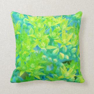 flowers pillows