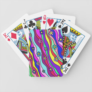flowers Playing Cards