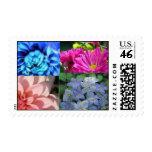 Flowers Postage Stamp
