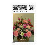 Flowers Postage Stamps