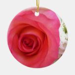 Flowers Print Ornament