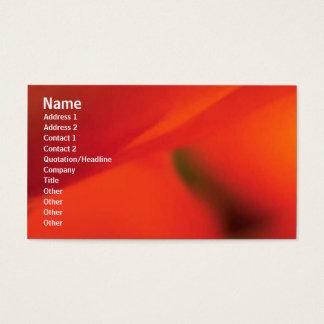 Flowers Profile Card