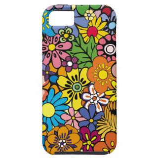 Flowers Retro iPhone SE/5/5s Case