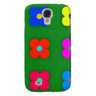 flowers samsung galaxy s4 cover