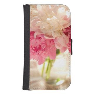 Flowers Samsung Galaxy S4 Wallet Case