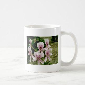 Flowers second coffee mug