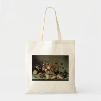 Flowers, Shells and Insects Balthasar van der Ast Tote Bag