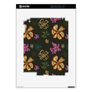 Flowers iPad 2 Skins