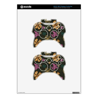 Flowers Xbox 360 Controller Skin