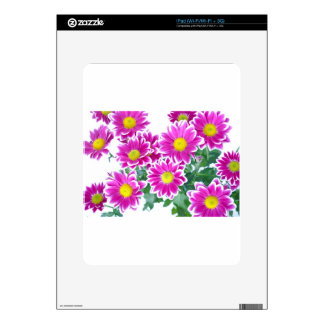 Flowers Skins For iPad