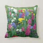 Flowers: Spring Flowers Pillow