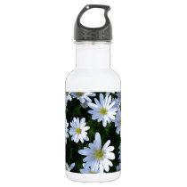 Flowers Stainless Steel Water Bottle