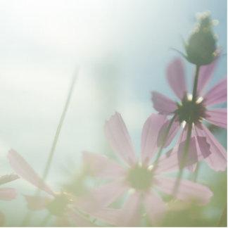 flowers statuette