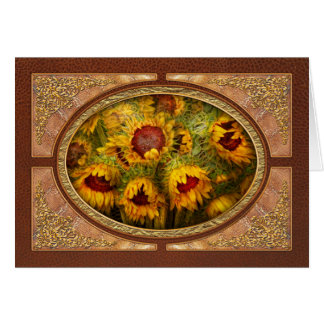 Flowers - Sunflowers - You're my only sunshine Card