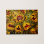 Flowers - Sunflowers - You're my only sunshine Jigsaw Puzzles