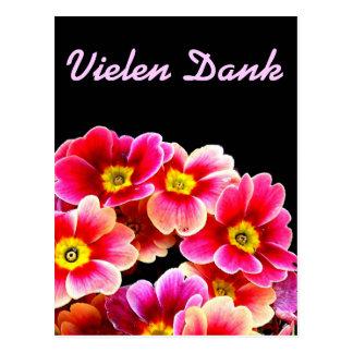 Flowers Postales
