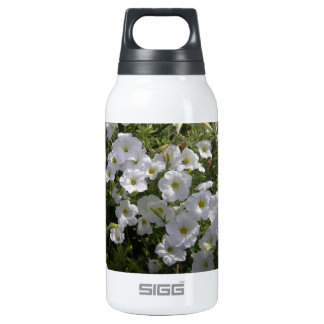 Flowers Thermos Water Bottle