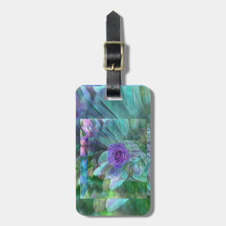 Flowers To Brighten up your day..Luggage Tag