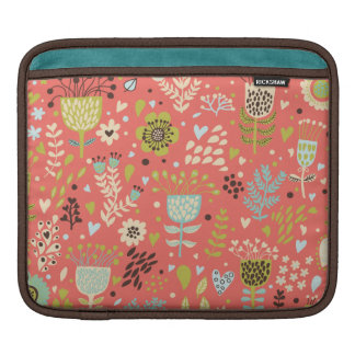 Flowers To Make You Smile Sleeve For iPads