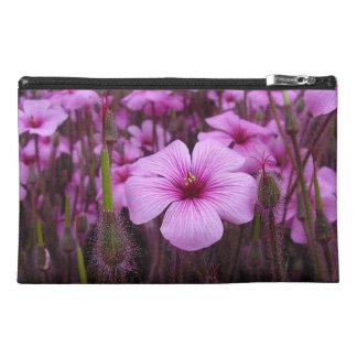 Flowers Travel Accessory Bag