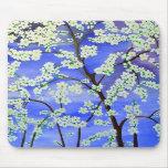 Flowers Tree Mousepad