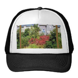 Flowers Trees Shrubs unique Green Garden GIFTS FUN Mesh Hat