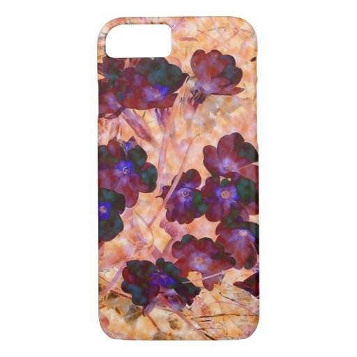 Flowers Water colors Design iPhone 8/7 Case