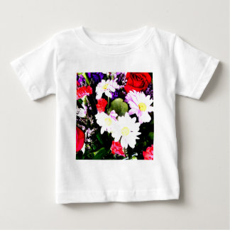 Flowers - Watercolor T-shirt