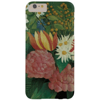 Flowers with Ivy by Henri Rousseau, Vintage Floral Barely There iPhone 6 Plus Case