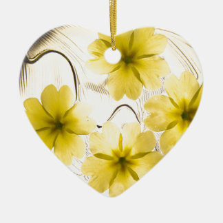 Flowers -WOWCOCO Ceramic Ornament