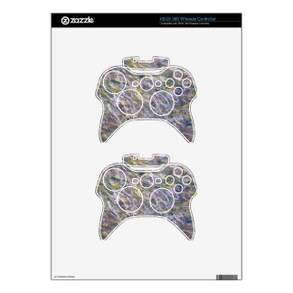 Flowers Xbox 360 Controller Decal