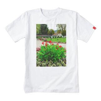 Flowers Zazzle HEART T-Shirt