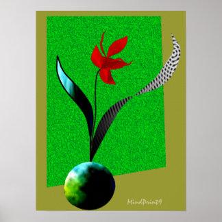 Flowershow-10 Poster