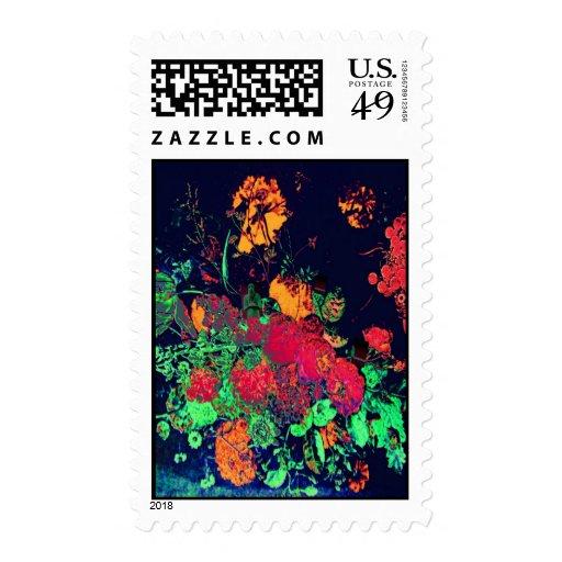 flowersplashpostage postage
