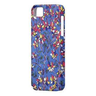 FlowerTreesCase-Mate Barely There iPhone 5 5S Case iPhone 5 Cover