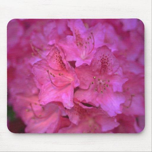 Flowery Arrow Mouse Pad