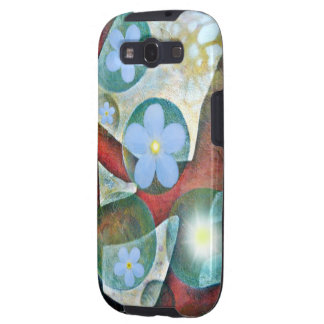 Flowery layer galaxy SIII cover